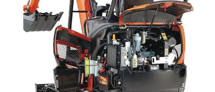 KX016-4 motor