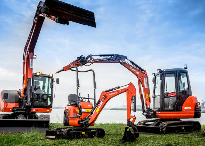 Meerman machines | Kubota