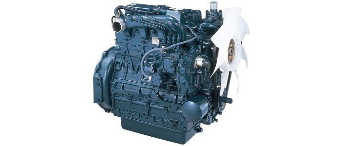 KC250 motor