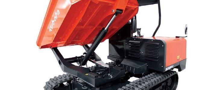 KC250 roterende laadbak