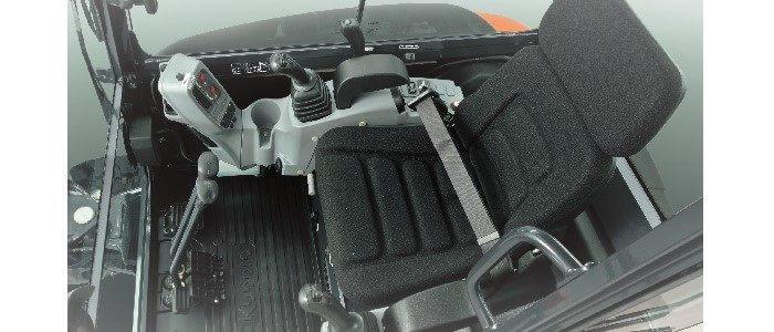 KX027-4 cabine