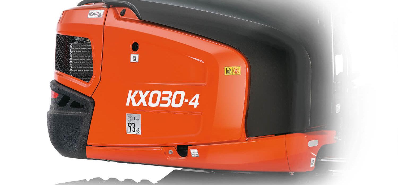 Kubota KX030-4