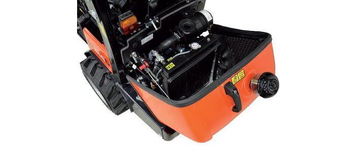 RT140 motorkap