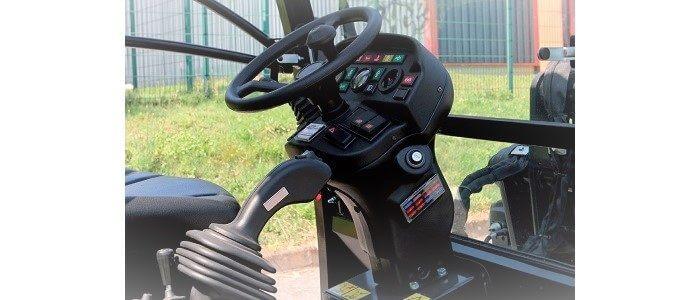 RT210 joystick