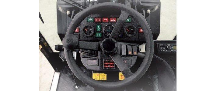 RT280 dash