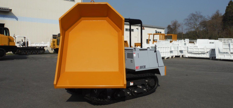Morooka MST-300VDR roterend